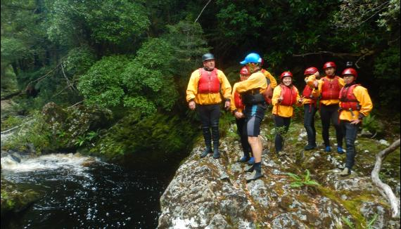 Hobart tasmania launceston wilderness rafting