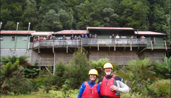 queenstown tasmania rafting white water