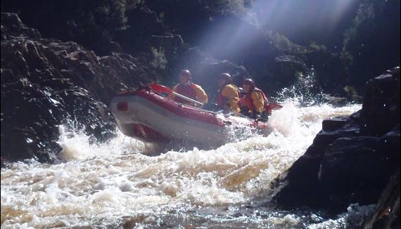 widerness rafting queenstown strahan tasmania